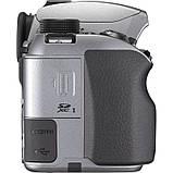 Фотоапарат Pentax K-70 Body Silky Silver /під замовлення, фото 5