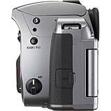 Фотоапарат Pentax K-70 Body Silky Silver /під замовлення, фото 6