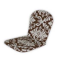 Матрас на кресло Кедр на Ливане Сан-Бич серия Light 79x41x2 см Коричневый (1020)
