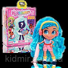 Кукла сюрприз Hairdorables Модные образы 2 серия Hairdorables 23613