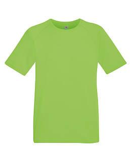 Мужская спортивная футболка S, LM Лайм