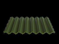 FIBRODAH Modern Фіброцементний лист - 1130х585 Зелений, фото 1