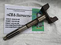 Вал главной муфты ЮМЗ старого образца 45-1604113