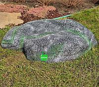 Набивная садовая фигура Камень крышка люка