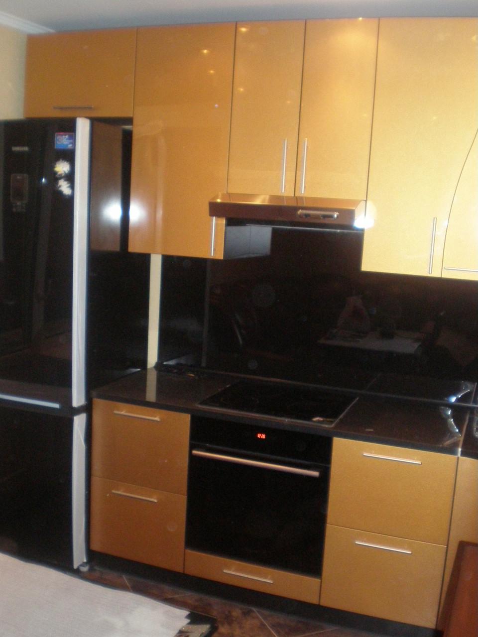 Кухня МДФ крашенный 131