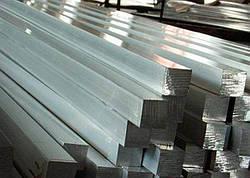 Квадрат стальной калиброванный 6х6 мм ст 20, ст 35, ст 45, ст 40Х класс точности h9 h11
