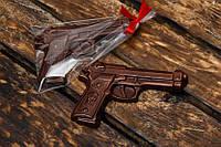 Шоколадный пистолет Макарова. Презент мужчине.