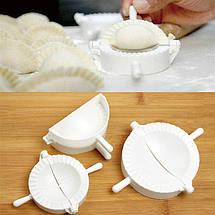 Форма для пельменей чебуреков вареников HuanYi прибор 5 в 1, фото 2