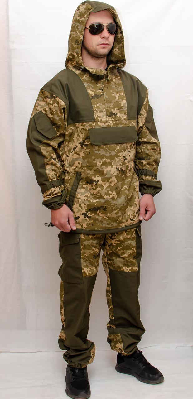 Тактический костюм Горка 4 АНОРАК Пиксель ЗСУ