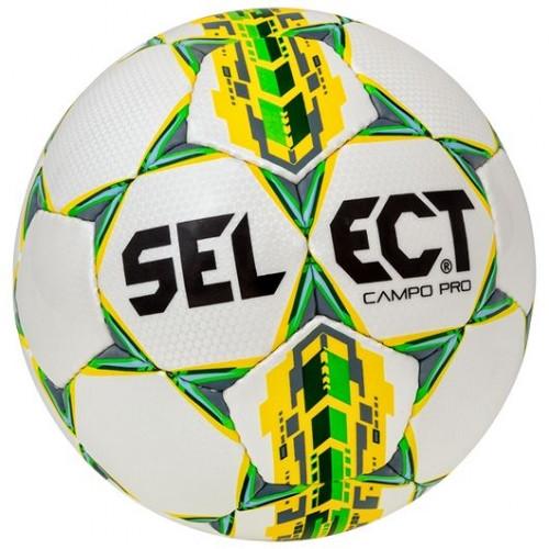 М'яч футбольний SELECT Campo Pro