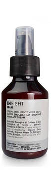 Крем после бритья Insight Man After Shave and Face Cream 100 мл