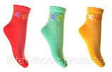 Детские носки . дв. рез. р. 22 арт 853 (Девочка), фото 2