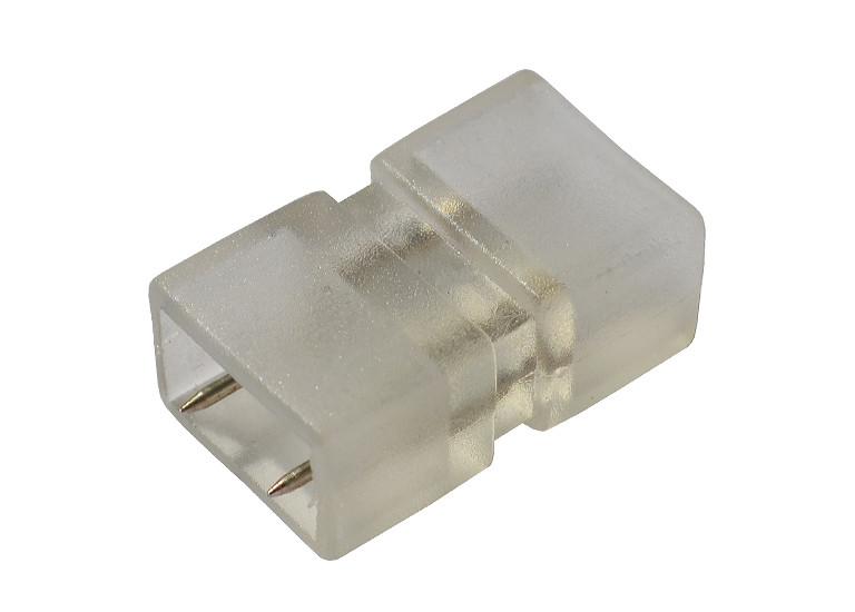 Соединительный коннектор 2pin (2 jack) 7mm 220V