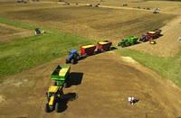 Логистика уборки зерновых