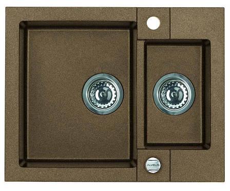 Кухонная мойка Alveus R&R Rock 80 (Granital) (с доставкой), фото 2