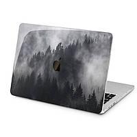 Чехол пластиковый для Apple MacBook (Темный лес) модели Air Pro Retina 11 12 13 15 2015 2016 2017 2018 эпл макбук эйр про ретина case hard cover