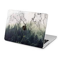 Чехол пластиковый для Apple MacBook (Мраморный лес) модели Air Pro Retina 11 12 13 15 2015 2016 2017 2018 эпл макбук эйр про ретина case hard cover