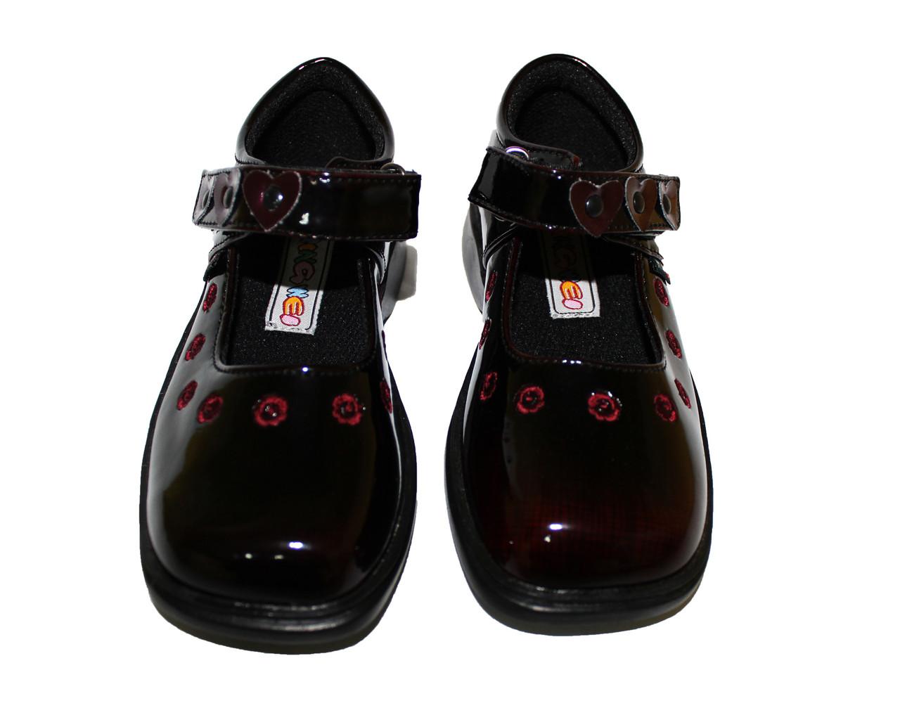 Туфлі для дівчаток оптом. Взуття оптом.