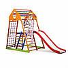 Детский спортивный комплекс для дома KindWood Plus 2, фото 5