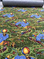 Детский ковролин воздушные шары 2м 2,5м 3м