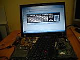 Клавіатура Lenovo T500 W500 W700 Оригінальна. Англ. розкладка., фото 4