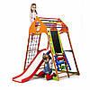 Детский спортивный комплекс для дома KindWood Plus 3, фото 3