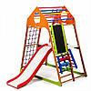 Детский спортивный комплекс для дома KindWood Plus 3, фото 5