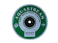 """Капельная лента """"AQUASTREAM"""" 250м, расстояние капельниц 20см, 6mil, водовылив 1,6 л/ч - Украина"""