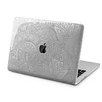 Чехол пластиковый для Apple MacBook (Золотой узор) модели Air Pro Retina 11 12 13 15 2015 2016 2017 2018 эпл макбук эйр про ретина case hard cover