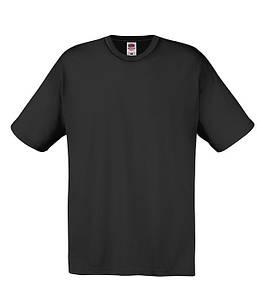Мужская футболка S, 36 Черный