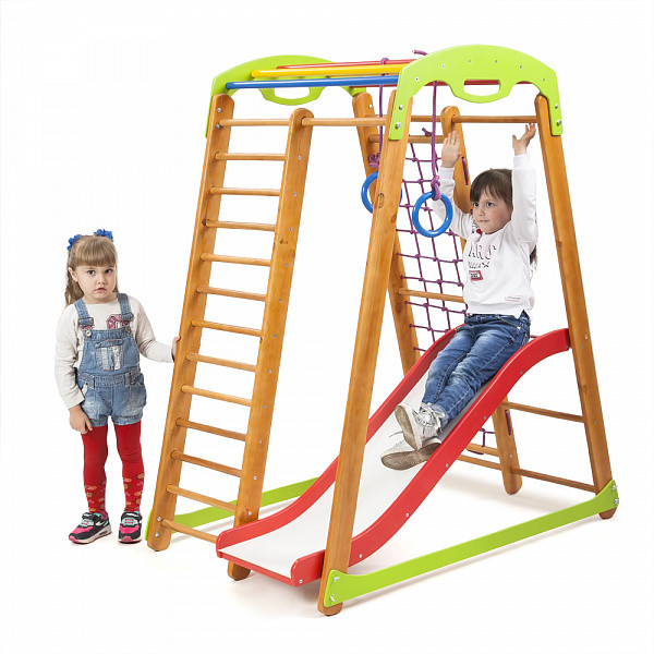 Детский спортивный уголок Кроха - 2 Plus 1