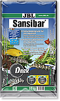 JBL Sansibar DARK чёрный донный грунт для пресноводных и морских аквариумов 0,2-0,5 мм 10 кг