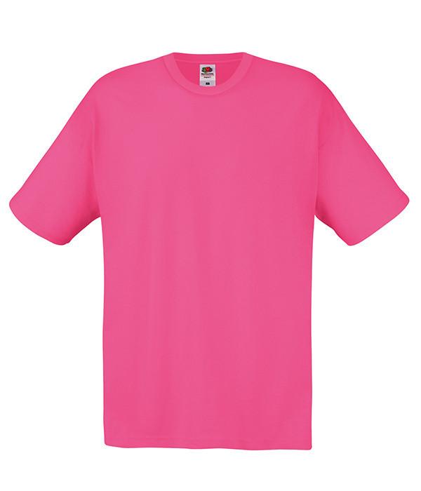 Мужская футболка M, 57 Малиновый