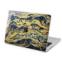 Чехол пластиковый для Apple MacBook (Золотая скала) модели Air Pro Retina 11 12 13 15 2015 2016 2017 2018 эпл макбук эйр про ретина case hard cover