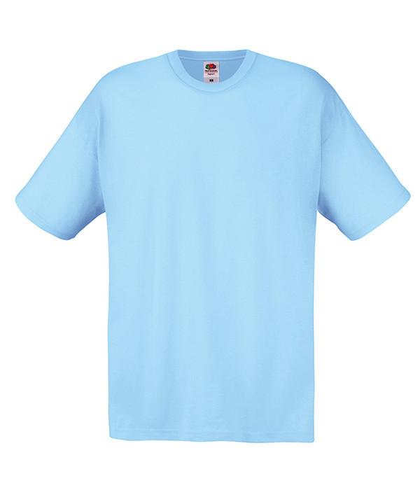 Мужская футболка M, YT Небесно-Голубой
