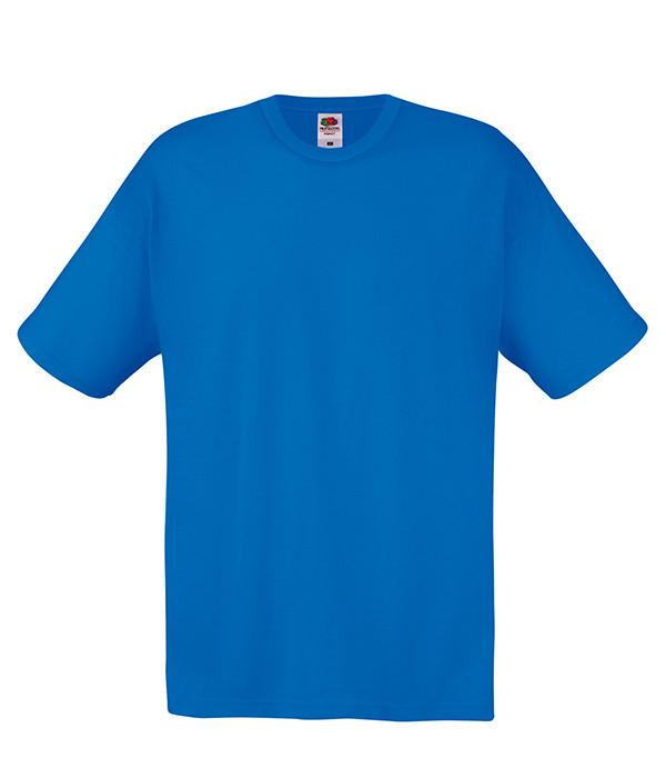 Мужская футболка L, 51 Ярко-Синий