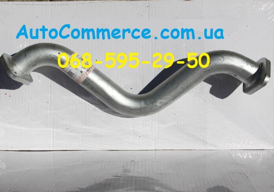 Труба приемная глушителя JAC 1020 (Джак 1020) YSD490Q