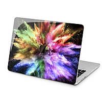 Чехол пластиковый для Apple MacBook (Красочный взрыв) модели Air Pro Retina 11 12 13 15 2015 2016 2017 2018 эпл макбук эйр про ретина case hard cover