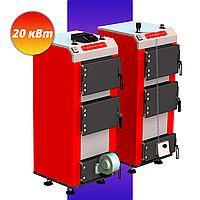 Твердотопливный котел TatraMet Komfort, 20 кВт