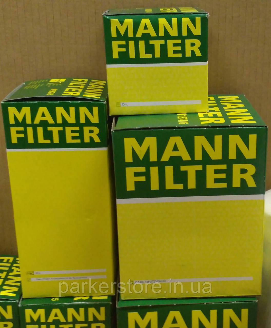 MANN FILTER / Повітряний фільтр / C 2861-2 / C2861-2