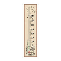 Термометр для бани исп.2 (60*300), Saunapro