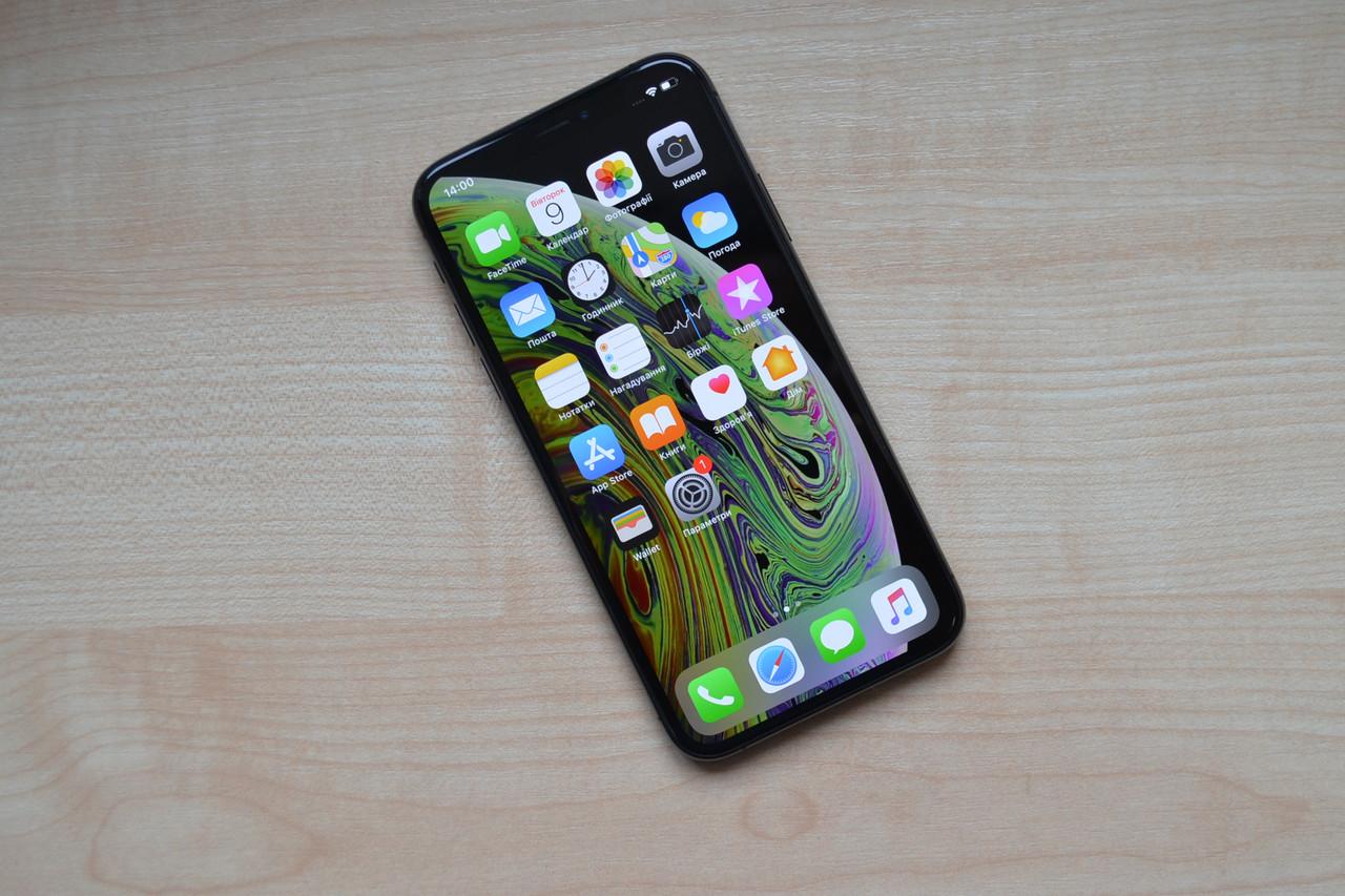 Apple Iphone XS256Gb Space Gray Оригинал!