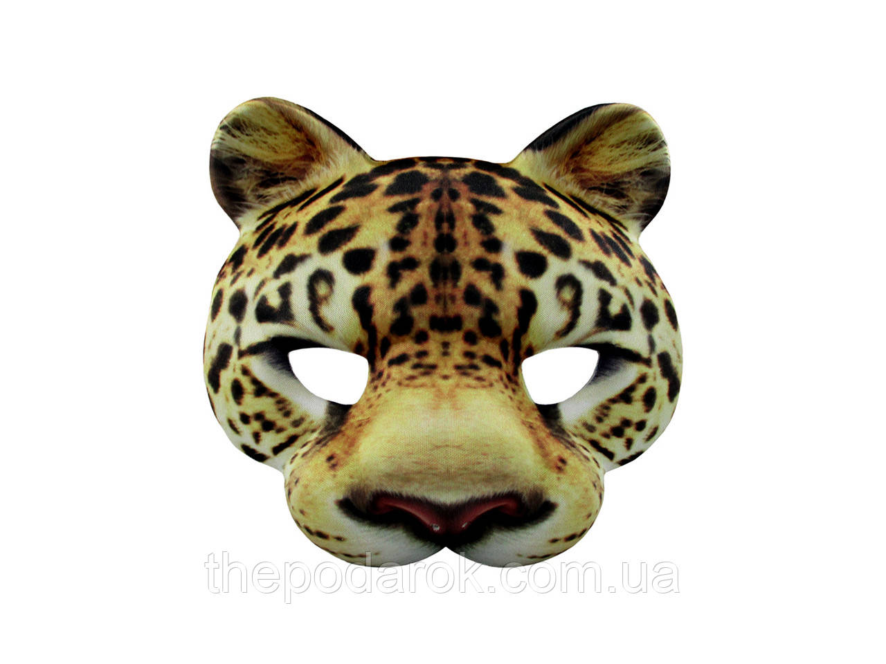 Маска детская Ягуар 22х22см