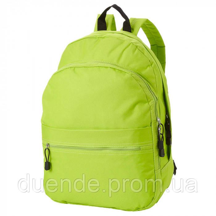 Рюкзак Trend (Centrixx) для спорта, отдыха и путешествий / su 195496 Зеленое-яблоко