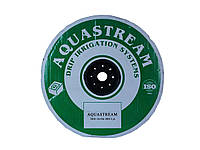 """Капельная лента """"AQUASTREAM"""" 500м, расстояние капельниц 20см, 6mil, водовылив 1,6 л/ч - Украина"""