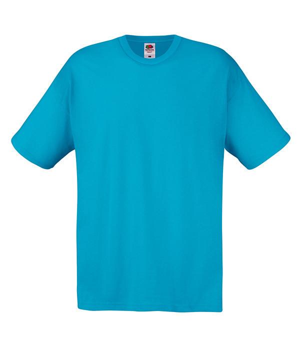 Мужская футболка L, ZU Ультрамарин