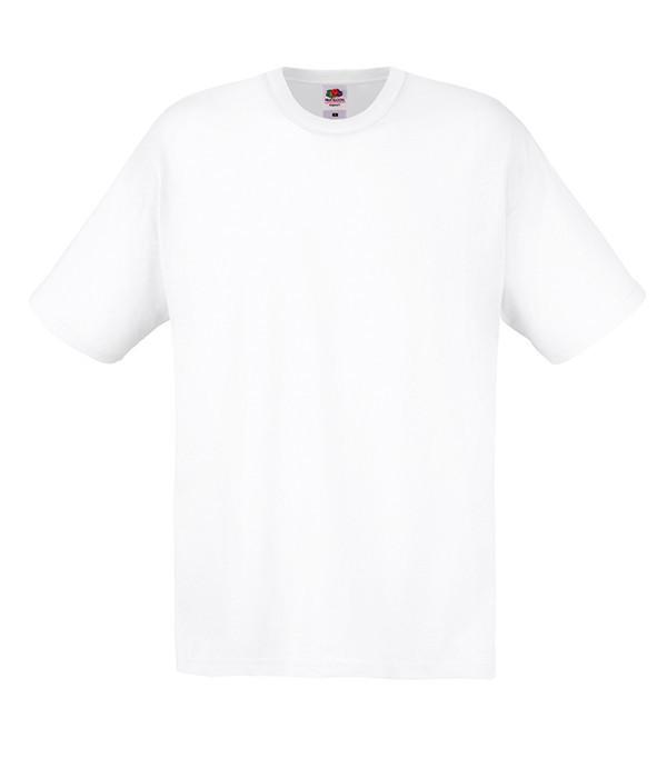 Мужская футболка 3XL, 30 Белый