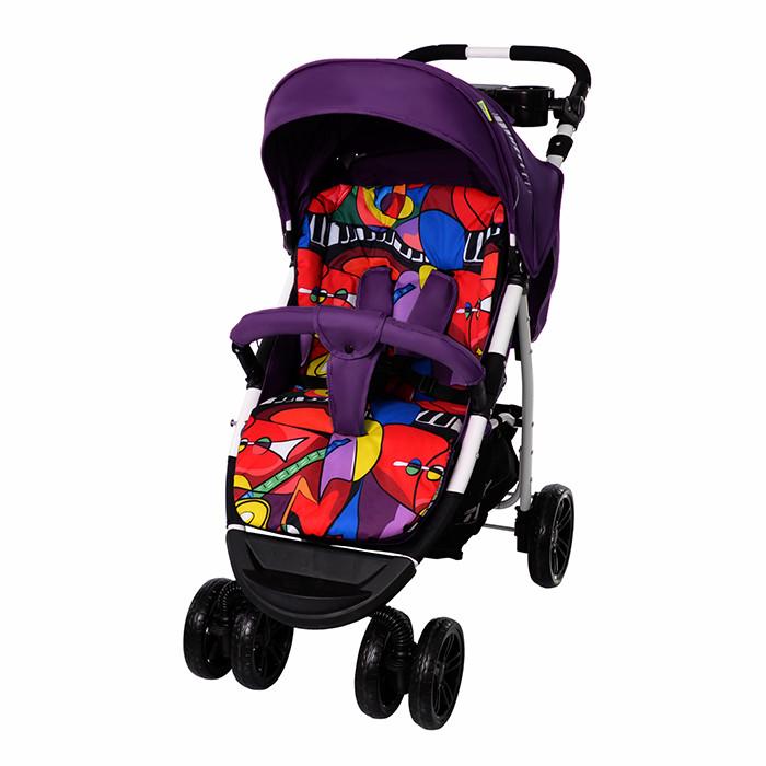🔥✅ Коляска прогулочная TILLY Avanti T-1406 Purple