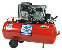 Компрессор поршневой с ременным приводом FIAC, Vрес=100л, 360л/мин, 220V, 2,2кВт