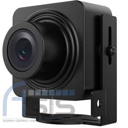 2 Мп мережева міні-відеокамера Hikvision DS-2CD2D21G0/M-D/NF(2.8 мм), фото 2